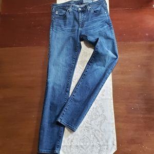 ADRIANO GOLDSCHMIED The Prima Cigarette Leg Jeans